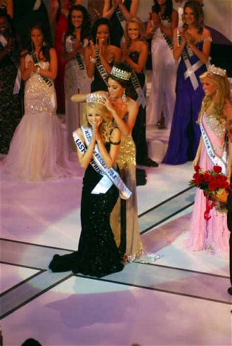 Miss Tennessee Smith Crowned New Miss Usa by Durham Crowned Miss Tennessee Usa 2011
