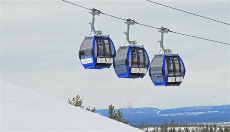 Ski Lift Lodge And Cabins by Levi Gondola 2000 Cabin Lift Picture Of Levi Ski Resort