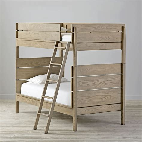land of nod bunk wrightwood bunk bed the land of nod