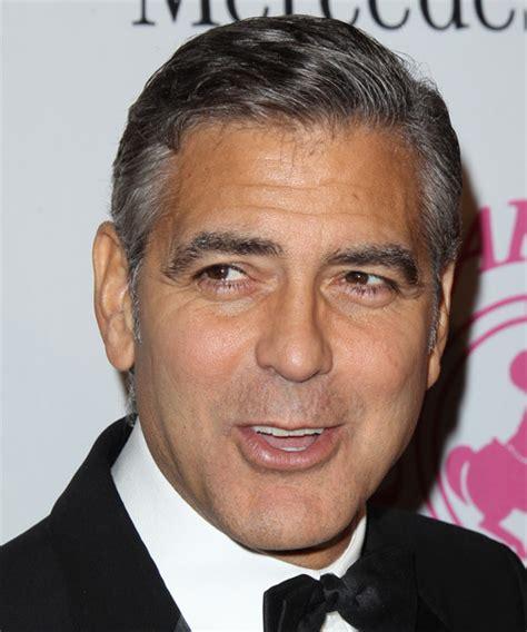 George Clooney Hairstyle by George Clooney Caesar Cut Newhairstylesformen2014