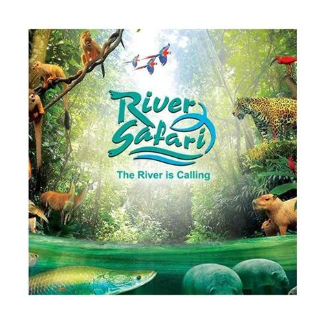 Promo Tiket River Safari Singapore Dewasa jual point tour river safari singapore e ticket paket perjalanan wisata harga