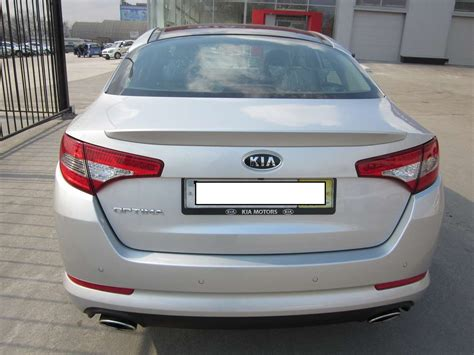 2012 Kia Optima Problems 2012 Kia Optima Pictures 2 4l Gasoline Ff Automatic