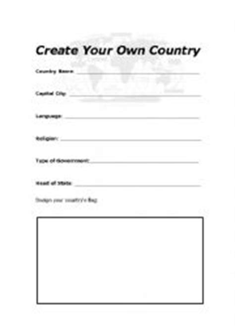 design your own country home english worksheets create your own country