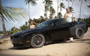 fondo de pantalla vin diesel black car hd