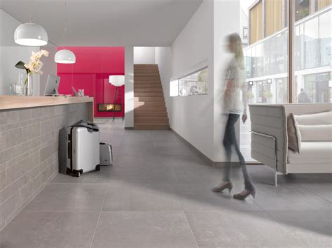 culture anthracite floor tiles from steuler design