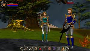 Free 3d Online Free Mmorpg At Sherwooddungeon Com Free Massive