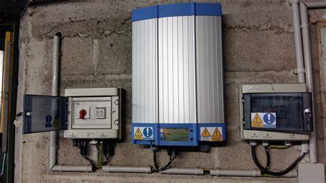 bureau d 騁ude photovoltaique d 233 pannage onduleur