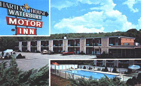 pequot car dealership connecticut postcards for sale