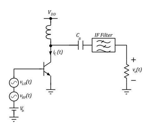 bipolar transistor mixer bjt transistor laws 28 images transistor re model high current low voltage langmuir child s