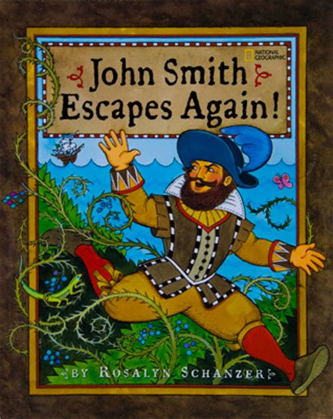 Escapes Again by Rosalyn Schanzer Smith Escapes Again