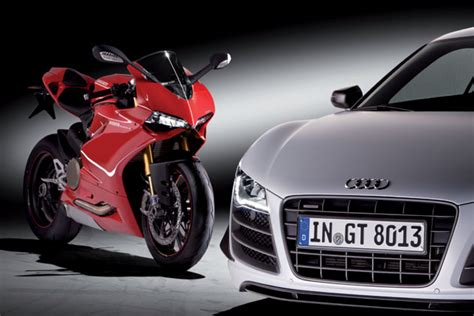 Motorradhersteller Mit B by Audi 252 Bernimmt Den Motorradhersteller Ducati Heise Autos