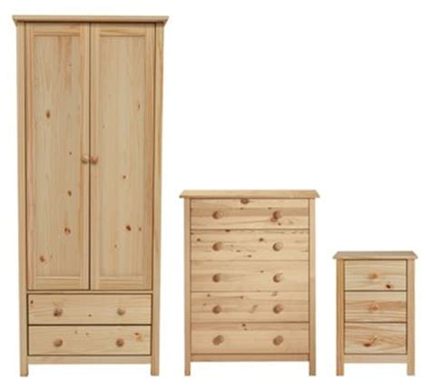 argos pink bedroom furniture buy home new sywell 3pc 2dr wardrobe package white pink
