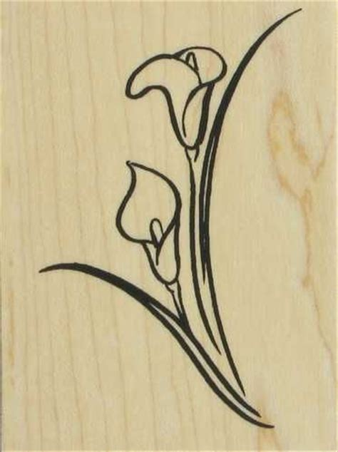 calla lilly tattoo callalily calla wedding design