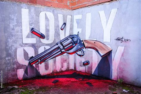 Photo Realistic Wall Murals 17 amazing 3d graffiti artworks that look like they re