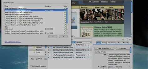 zotero bibliographie tutorial how to use zotero to create bibliographies citations