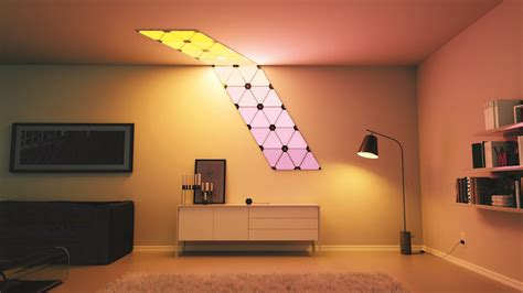 Light Fixtures Dining Room by Nanoleaf Aurora Led Studien De