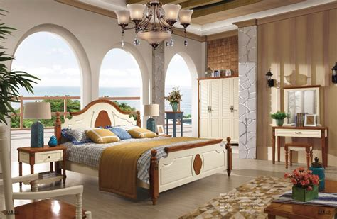 mediterranean style furniture 2015 hot sale mediterranean style wooden bedroom furniture