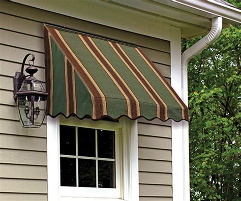 cloth awnings for windows home nuimage awnings