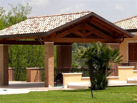 struttura gazebo in legno gazebo in legno lamellare ceccarelli legname