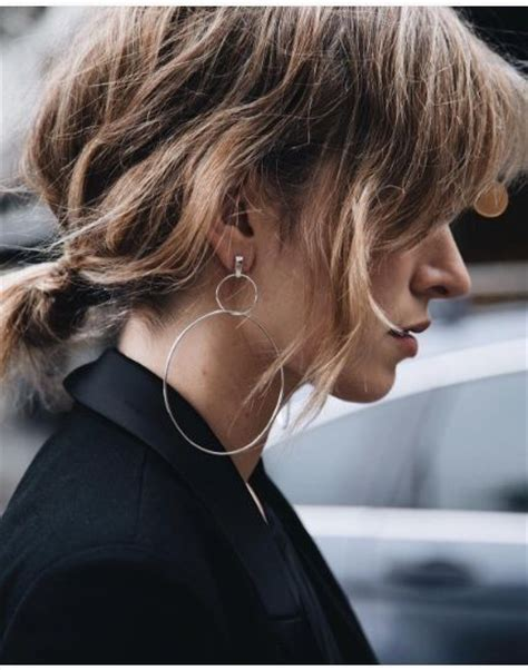 hair cuts and earring tips 25 best ideas about hipster bangs on pinterest hipster