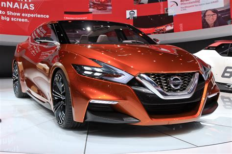 scow prices nissan sport sedan concept debuts at detroit previews