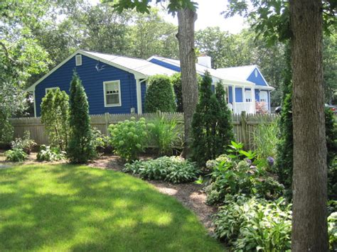 cape cod landscaping cape cod house traditional landscape boston by