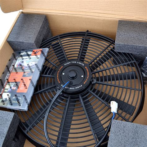 mishimoto slim electric fan 12 mishimoto slim electric fan 12 quot by mishimoto