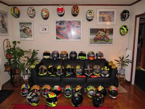 valentino rossi super fan s helmet collection valentino