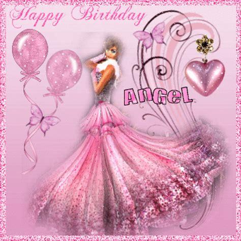imagenes de happy birthday angel happy birthday angel picture 102716509 blingee com