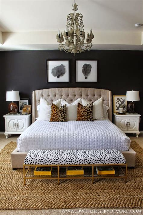 black and white bedroom with a pop of color black and white with a pop of color bedroom ideas