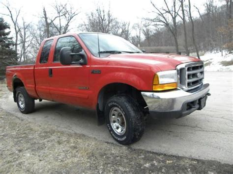 2001 ford f250 super duty diesel find used 2001 ford f250 super duty 7 3l diesel 4x4 in oregon illinois united states for us