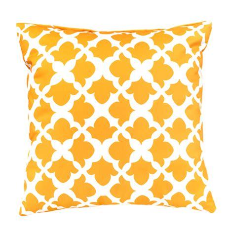 Patio Chair Cushions Water Resistant Arabesque 18 Quot Outdoor Water Resistant Garden Furniture