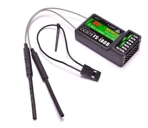 Rx Flysky 24g 6ch Fs Ia6b Receiver Ppm Output W Ibus flysky 2 4g 6ch fs ia6b receiver ppm output with ibus port