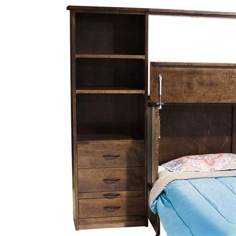town and country cabinets town and country cabinet bed with piers