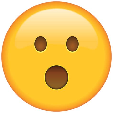 shock film emoji surprised face emoji shocked by an unexpected turn of