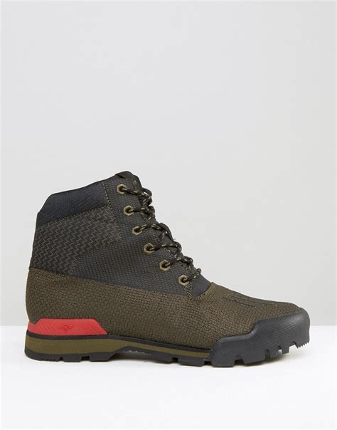 creative recreation boots creative recreation torello boots in green for lyst