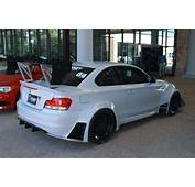 All Carbon Fiber BMW 135i 400HP 2500lbs In Our Showroom