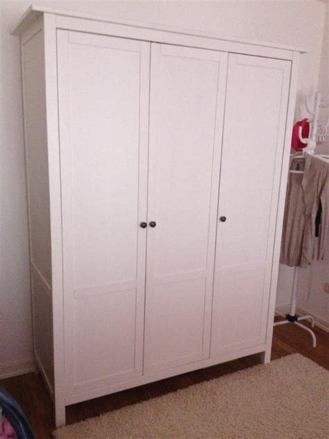 kleiderschrank hemnes hemnes kleiderschrank neu und gebraucht kaufen bei dhd24