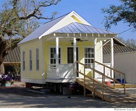 katrina houses the little house that roared a tiny cottage designed for