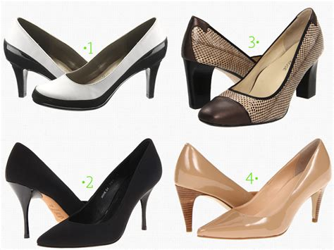 Heels Comfortable by The Best Power Shoes Comfortable Pumps Flats Block