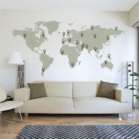 oversized wall stickers image gallery large wall decals uk