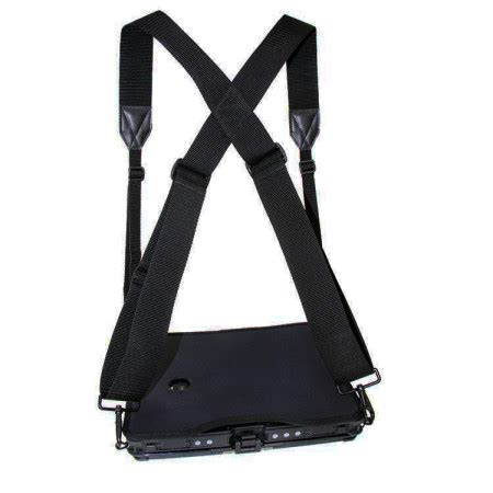 rugged chest rugged chest mount laptop harness agora edge
