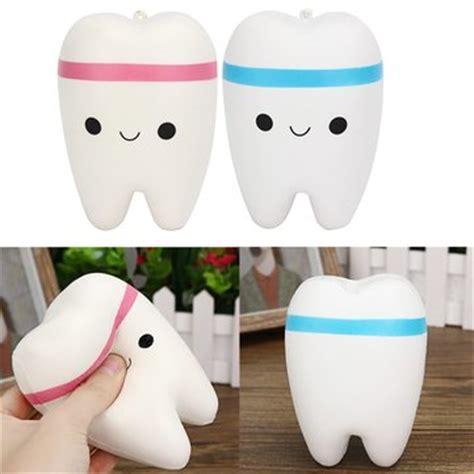 Squishy Smile Teeth buy kawaii squishy at newchic