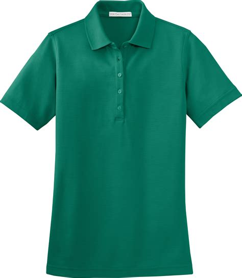 knit polo shirts port authority ez cotton pique knit polo shirt