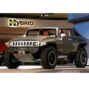 2016 Hummer Hybrid