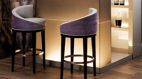 Luxury Bar Stools With Arms by Designer Bar Stools Luxury Bar Stools S C