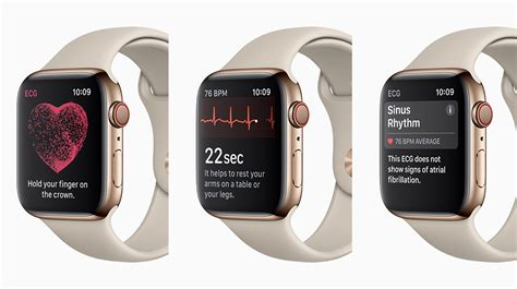 Apple Series 4 Uk by The Apple Series 4 Just Got Better At Assessing Your Health Coach