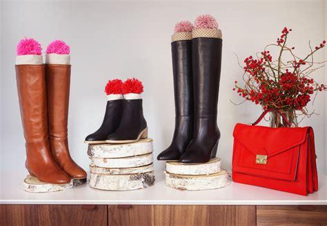boot stuffers diy boot stuffers with loeffler randall
