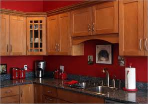 popular kitchen colors pictures red kitchen paint