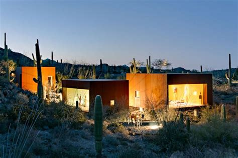 the desert nomad house